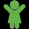 Icon-Kindersicher